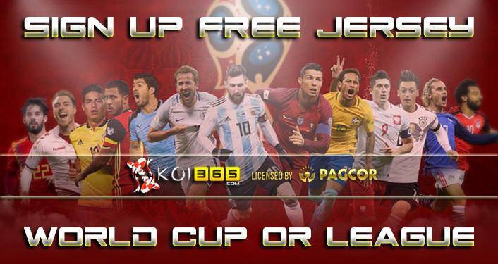 Daftar Gratis Jersey Bola Promo Bonus Freebet Freechip