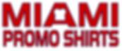 Miami Promo Shirts Company Logo - Custom t-Shirts.jpg