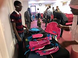Backpacks Giveaway