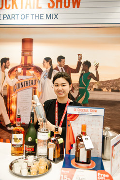 Cointreau Cocktail Show
