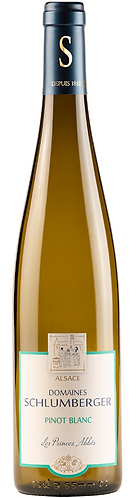 Domaines Schlumberger Pinot Blanc 'Les Princes Abbes' 2017