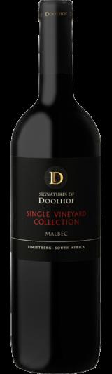 Doolhof Single Vineyard Malbec 2017