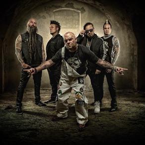 FIVE FINGER DEATH PUNCH: Premier New Song