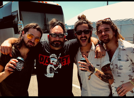 THEM EVILS: Interview at Welcome To Rockville 2018