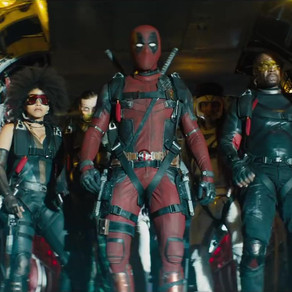 DEADPOOL 2: X-Force Assemble