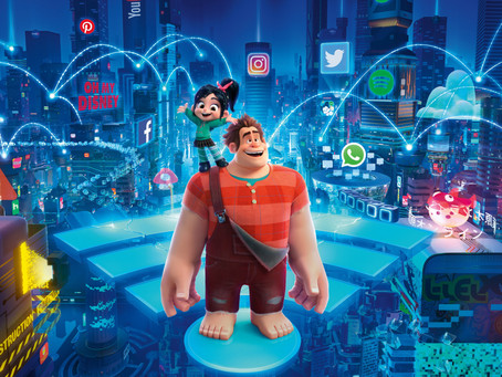 WRECK IT RALPH BREAKS THE INTERNET: Review