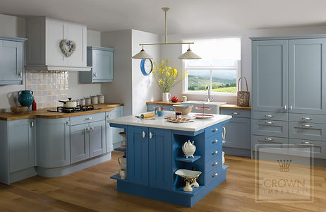 ikon kitchens Crown Midsomer