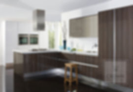 ikon kitchens Crown Furore