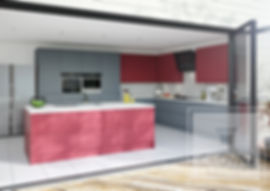 ikon kitchens Crown Pinova