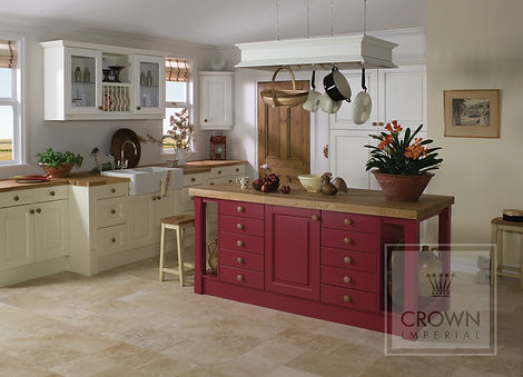 ikon kitchens Crown Ashton