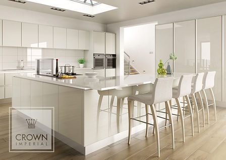 ikon kitchens Crown Calypso