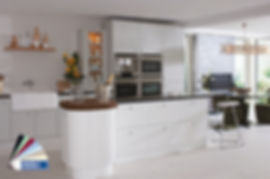 ikon kitchens Crown Aspen