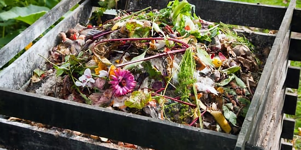Composting at Home - TCWAC March Program