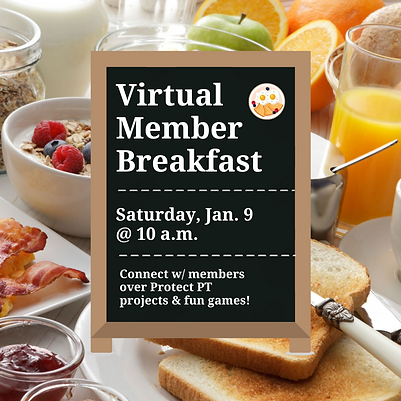 Copy of Member Breakfast Header - Slides