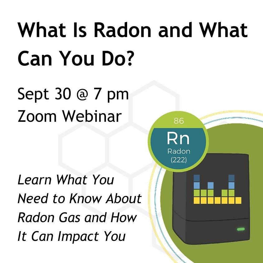 Radon Webinar