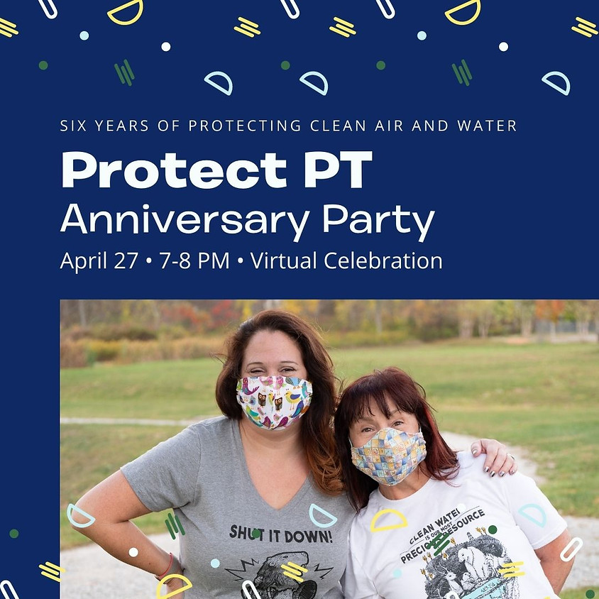 Protect PT 6th Anniversary Happy Hour