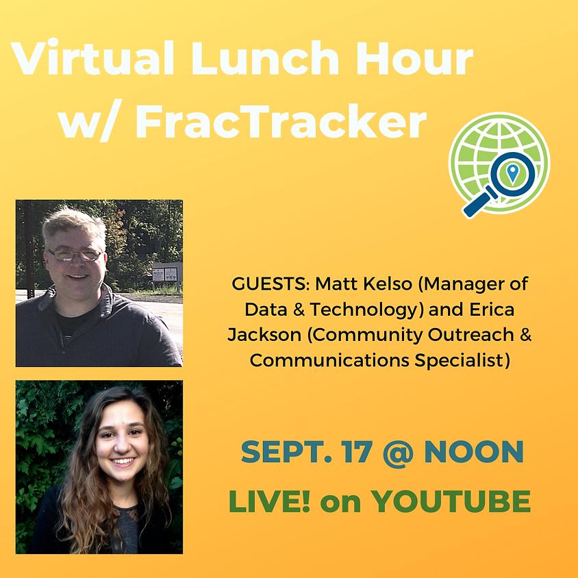 Virtual Lunch Hour w/ FractTracker