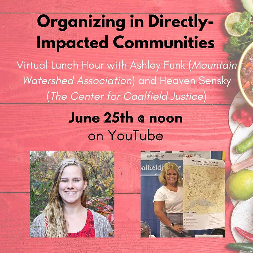 Organizing in Directly-Impacted Communities