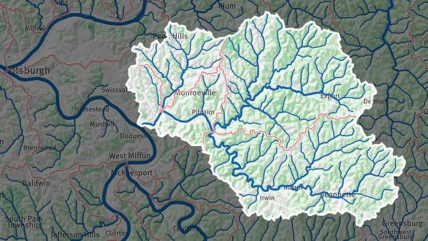 Turtle Creek Watershed