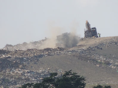 Juky 8,2020 open landfill AFTER