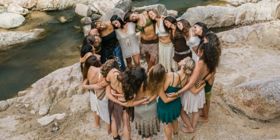 Full Thunder Moon Sacred Sisters Circle