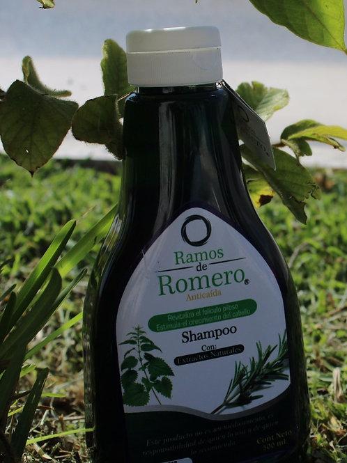 Shampoo Natural Ramos de Romero (500 ml)