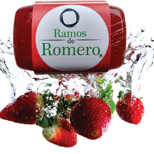 Frutos rojos -  Antioxidante