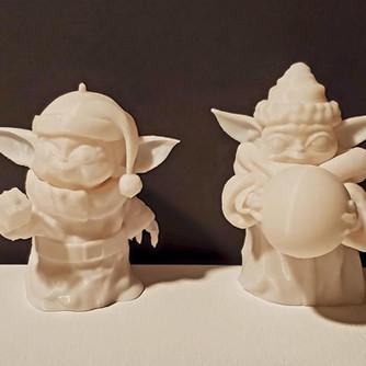 Baby Yoda Grogu