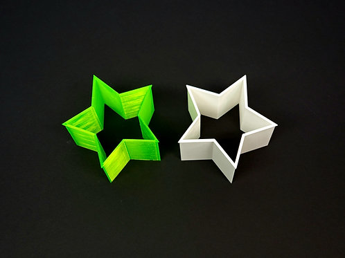 Star Paint Pour Cups