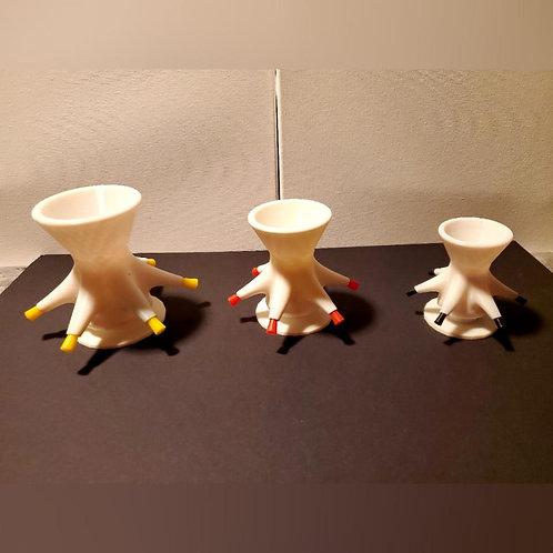 Swivel Funnel Set of 3