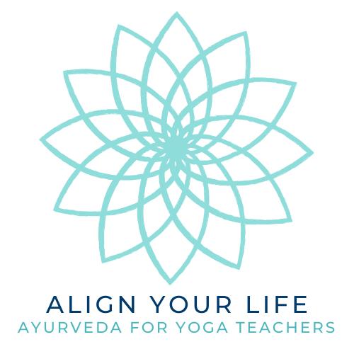 Ayurveda for Yoga Teachers - Nov 2020