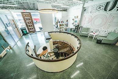 Santurce Pop Interior space