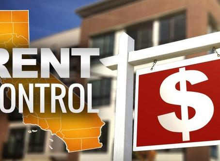 A year after Prop 10 fails, California enacts new rent-control legislation