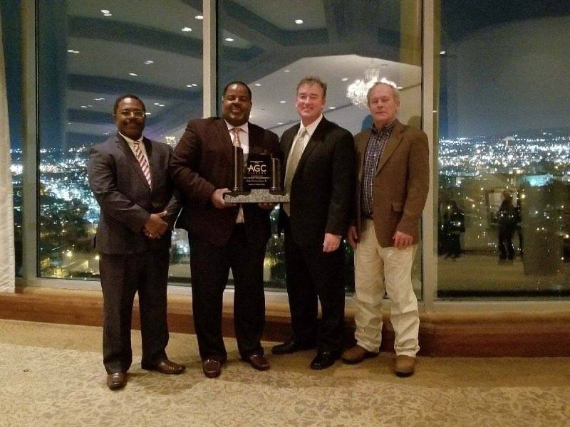 Stanley Construction wins 2018 Alabama AGC Project of the year for projects under $5 million