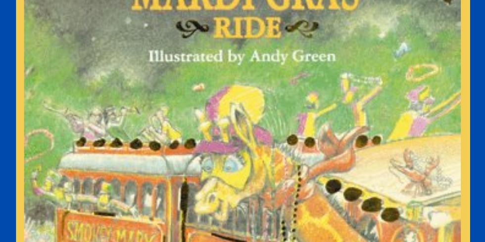 Mardi Gras Book Drive