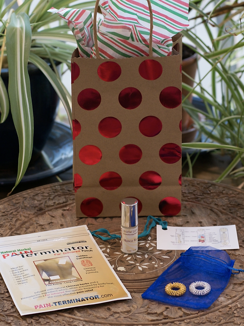 Pain & Stress Relief Gift Bag