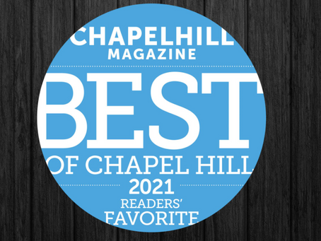 Vote for Beau Catering as Best Caterer in Chapel Hill!