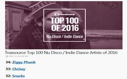 Ziggy Phunk top 100