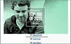 Ziggy Phunk top 100 2015
