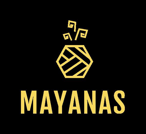 mayanas yellow logo.png