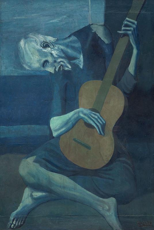 Depression in Van Gogh