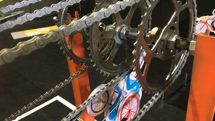 Le petit vélo © Les Ateliers de Pénélope - 2021