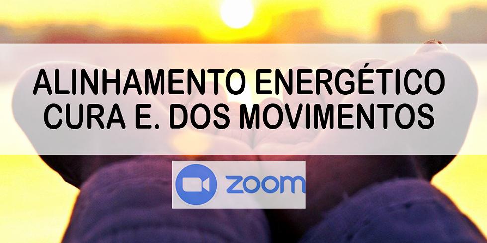 On-line - Alinhamento Energético + Cura Energética dos Movimentos ALTO PARAÍSO , GO