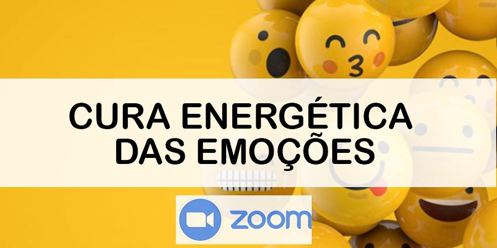 ZOOM - Cura Energética das Emoções (ATENDIMENTO)
