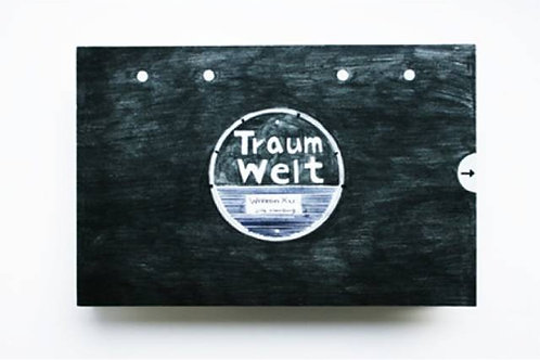 Traumwelt - 3D illustration - Handmade/limited edition