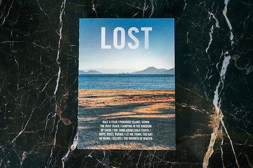 Lost Magazine issue 05