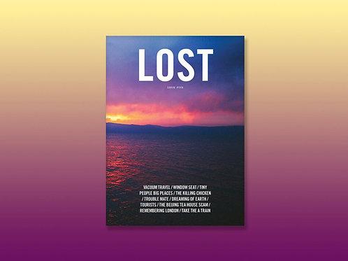 Lost Magazine issue 04