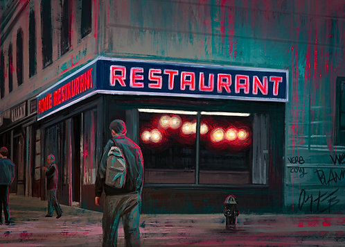 Seinfeld: Tom's Restaurant