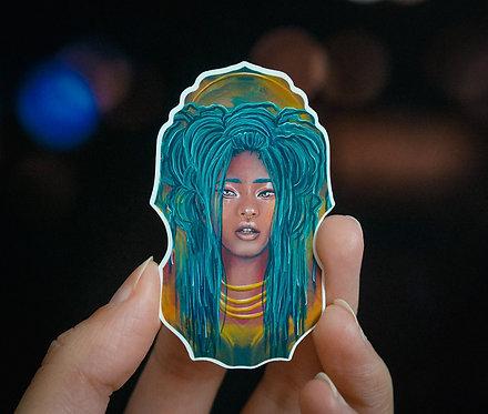 Willow, Vinyl Stickers