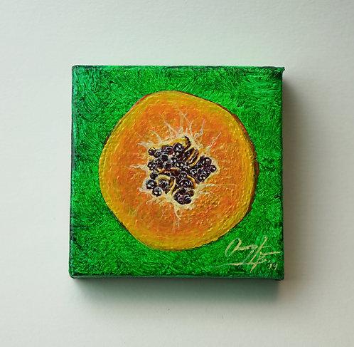 Cursed Delights: Papaya
